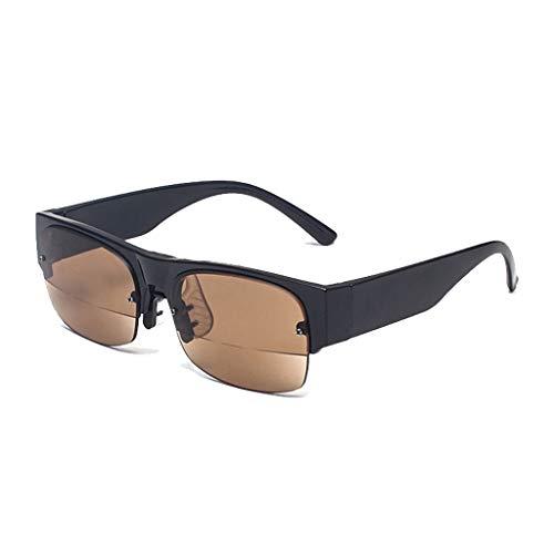 Axclg Reading glasses Blaulicht-Schutzbrille, Digitale UV-Blendschutzbrille, Lesebrille für Mode, Sonnenscheinleser, Sonnenbrille mit Alten Blumen