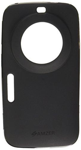 Amzer Pudding TPU-Schutzhülle für Samsung Galaxy K, Schwarz