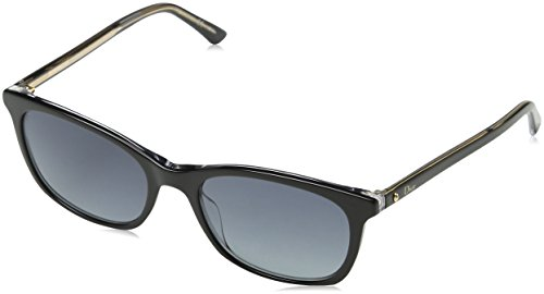 Dior Damen MONTAIGNE18S HD G99 Sonnenbrille, Schwarz (Black Crystal/Grey Sf), 52