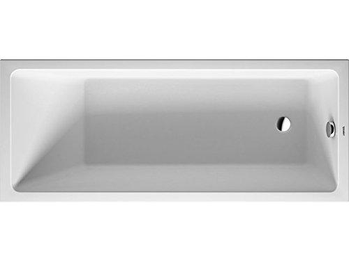 Duravit Badewanne Vero Air 1700x700mm Weiß, Einbauversion, 700411000000000