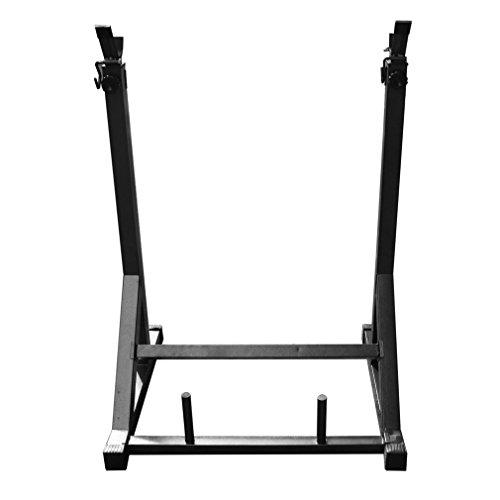 Homgrace Support Réglable de Fitness Cage de...