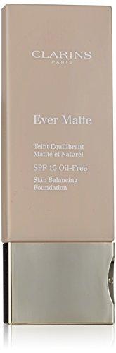 Clarins Flüssige Foundation Ever Matte N°114 15 SPF 30.0 ml, Preis/100 ml: 93.3 EUR