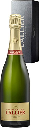 Champagne Lallier Grand Cru Vintage Brut 2008. Champagne, France. (pinot Noir, Chardonnay) 6 X 75cl