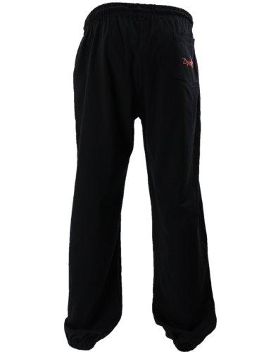 ... Jogginghose Herren und Damen. Sporthose Djaneo Rio Baumwolle. Hosen in 35  farben. schwarz ... 64e3249471