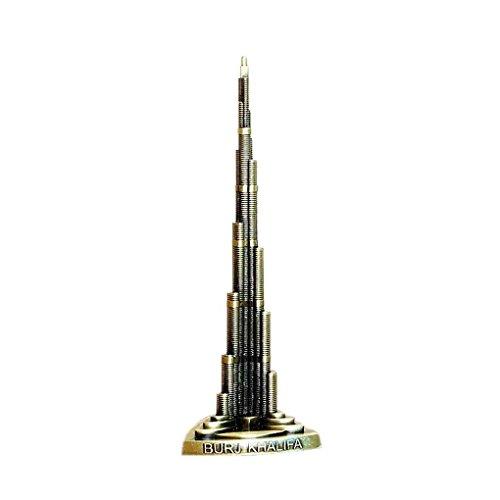 Fighting Burj Khalifa Dubai World Höchstes Gebäude Architektur-Modell-Dekoration
