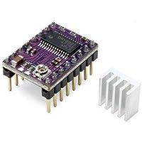 Electrobot DRV8825 Plastic StepStick Stepper Motor Driver Module with Heatsink for 3D Printer