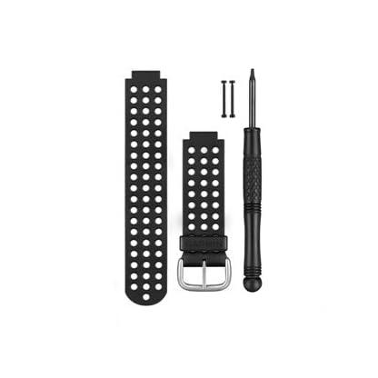 Garmin-Ersatz-Watch-BandGurt-fr-Forerunner-610-GPS-Sportuhr-Schwarz