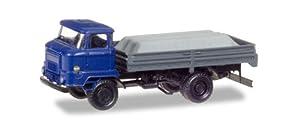 Herpa 307628 Ifa 60 - Juego de camionetas con Carga bajo el Lienzo