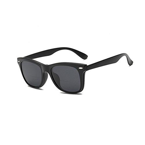 Haodasi 4 in 1 Retro polarisierte Sonnenbrille magnetische Lesebrille