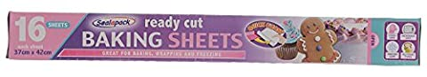16 Ready Cut Baking Sheets