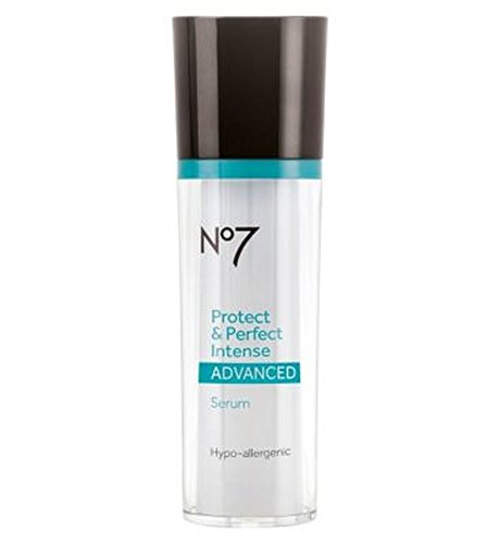 No7 Protect & Perfect Intense Sérum Avancée Pompe 30Ml - Lot De 2
