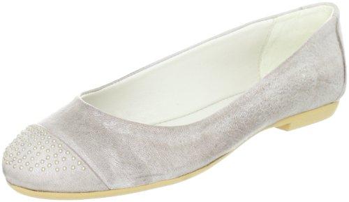 Cinque Shoes Kacey 1071-221, Ballerines femme TR-B1-Gris-46