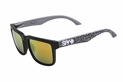 Beliebtes Colorful Sport Retro UV Schutz Reflektierende Eyewear Sonnenbrille Helm in grau sp5441