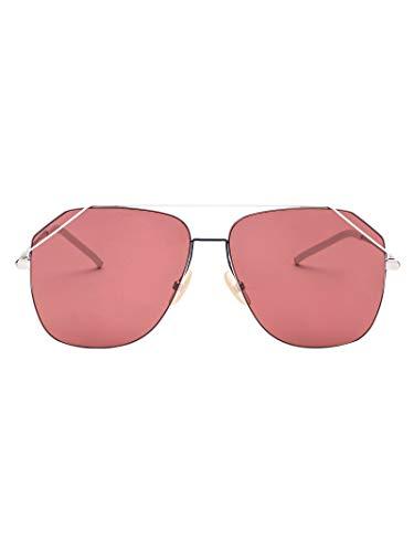 Fendi Herren Ffm0043s0104s Rot Metall Sonnenbrille