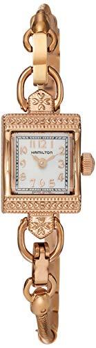 Hamilton Damen-Armbanduhr H31241113,Rosa,8.05mm