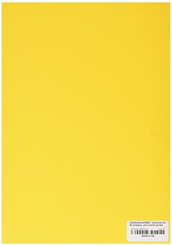 Clairefontaine Tonzeichenpapier A4/97353C goldgelb Inh.25
