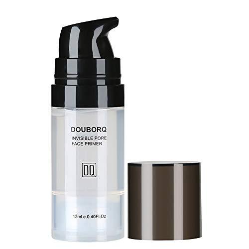 ROMANTIC BEAR Smoothing Face Primer Gel,Transparent Base de Maquillage Perfectrice Visage Finition Mat 12ML (A)