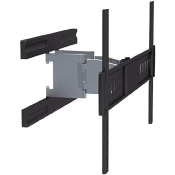 ultra flache vollbewegliche tv wandhalterung elektronik. Black Bedroom Furniture Sets. Home Design Ideas