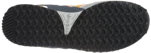 adidas Originals ZX 750 D65232 Unisex-Erwachsene Sneaker Grau (ICE GREY / ALUMINUM / DARK ONIX)