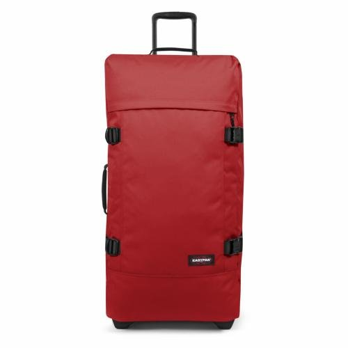 Eastpak Tranverz L Valise - 79 cm - 121 L - Raw Red (Rouge)