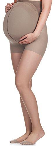 Merry Style Donna Premaman Collant MS 108 20 DEN (Melisa, 4 (40-44))