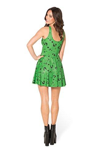 Thenice Damen Kleid Mehrfarbig mehrfarbig One size (für kleinere Personen) Ausrufungszeichen-Design