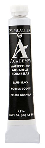r Academy Watercolor Paint 7.5ml/Tube GAW-A116 ()