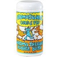 abra-therapeutics-aromasaurus-therapeutic-cold-and-flu-bubble-bath-20-fl-oz-by-abra