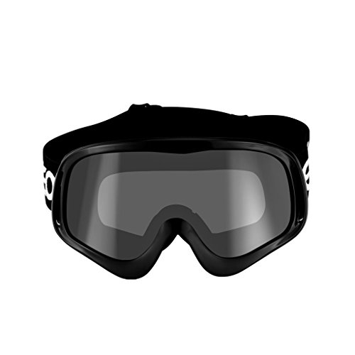 enkeeo occhiali da sci  Enkeeo Occhiali da Sci Anti-graffio e Anti-vento Cinghia Regolabile ...