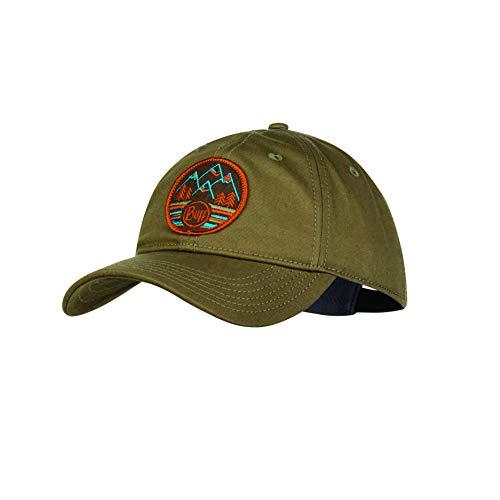 Buff Jungen Solid Baseball Cap Khaki One Size