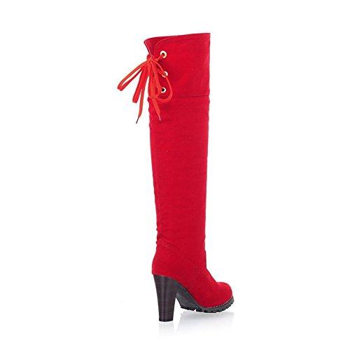 1TO9 - Stivali Chukka donna Red