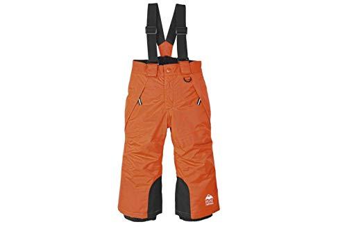 lupilu Jungen Schneehose Skihose Winterhose Hose Orange 98/104