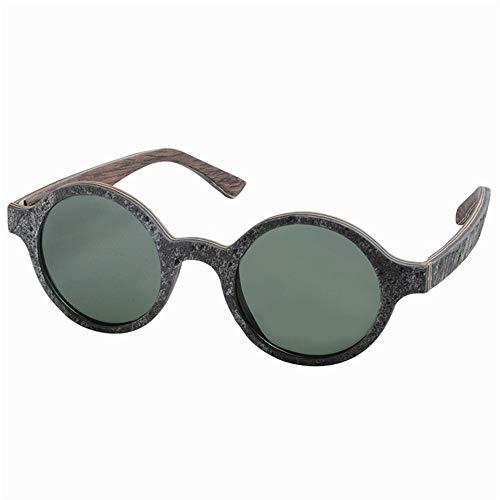 FURUDONGHAI Damen Polarized Clear Sonnenbrille UV400 Schutz Retro TAC Linse Silikon Bazoo Hält Komfortable Visuelle .Yellow Dark Semblance besonders geeignet für sommerreisen oder Outdoor s - Fall Telefon Verstärken