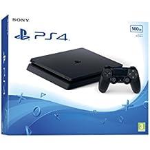 PlayStation 4 Slim (PS4) - Consola de 500 GB (2016)
