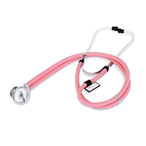 Alloeliey Estetoscopio fetal, Tapones para los oídos de Banda de Estetoscopio de Metal, Estetoscopio...