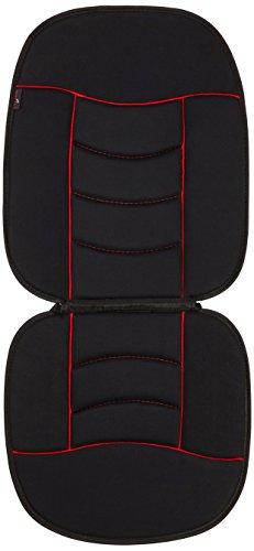 Preisvergleich Produktbild Walser 14275 Sitzaufleger Elegance Plus rot schwarz