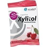 Miradent Xylitol Drops Cherry Kirsche