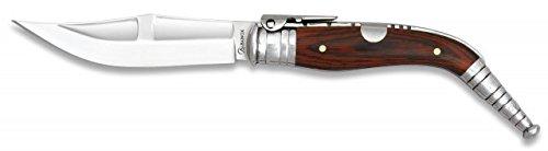 Martinez Albainox Rießiges Navaja Taschenmesser BANDOLERA Nº4.16 cm