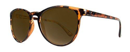 Sonnenbrillen Knockaround Glossy Tortoise Shell / Amber Mai Tais