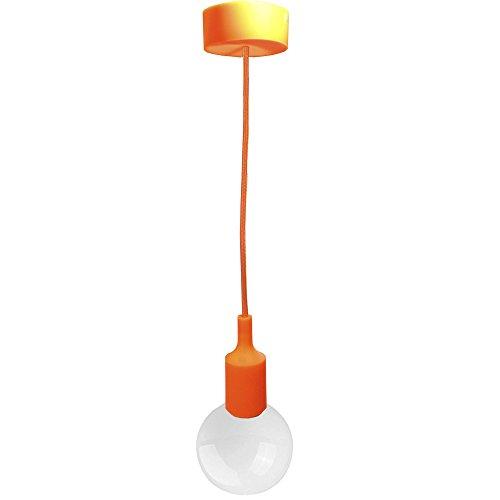 LAES 987799Pendelleuchte, orange, 12x 14cm