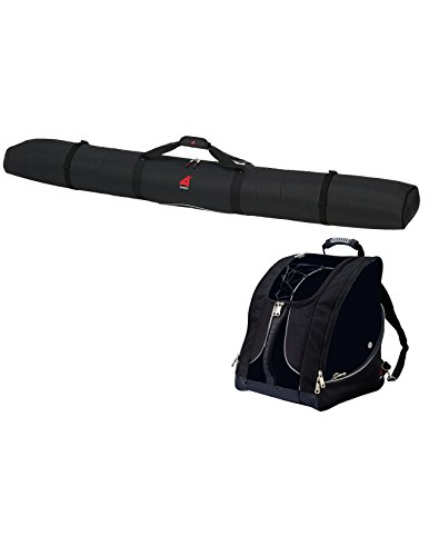 athalon-330-334-deluxe-ski-boot-bag-set-2-piece-black