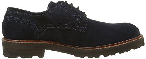 Florsheim Baldwin, Chaussures Lacées Homme Bleu (99/Navy)