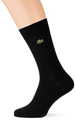 Lacoste Herren Ra4871 Socken, Schwarz (Noir), 46 (Herstellergröße: 6)