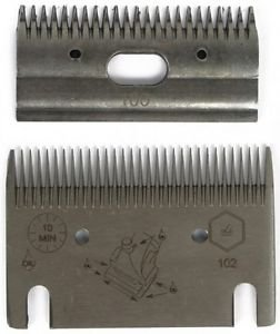 Wolseley A102 Replacement Clipper Blades from Wolseley