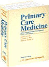 Primary Care Medicine: Office Evaluation and Management of the Adult Patient by Allan H., M.D. Goroll (1994-08-01)