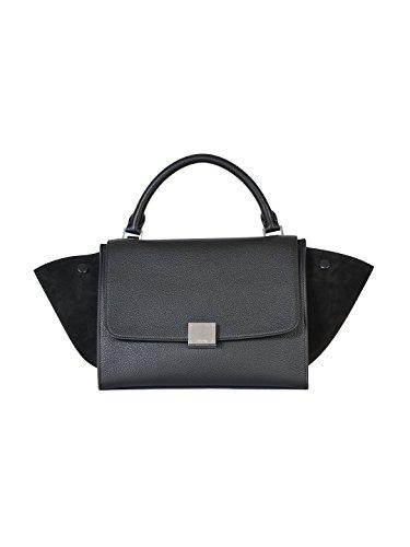celine-womens-174683mdb38no-black-leather-handbag