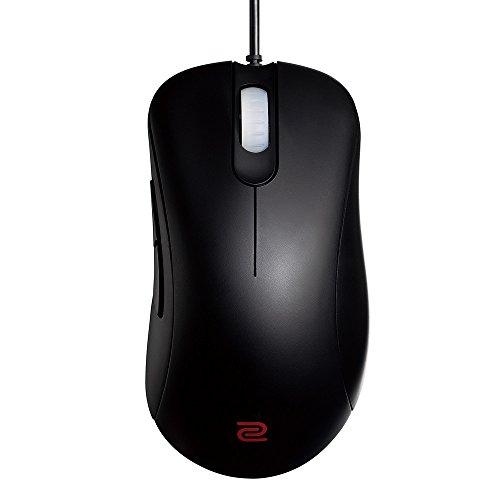 Zowie EC1-A - Ratón (Mano Derecha, USB, 3200 dpi, Negro)