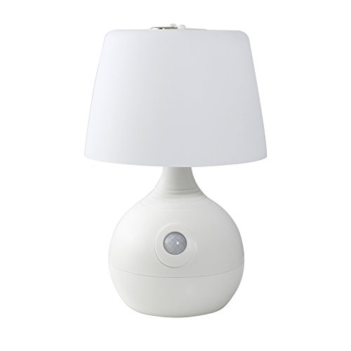 Weiita A12S LED Motion Sensor Portable Table Lamp and Night Light