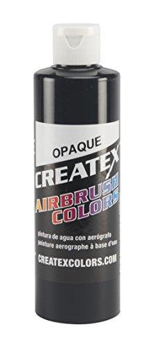 Createx Colors 5211–08Farbe für Airbrush, 227 g, schwarz, deckend.
