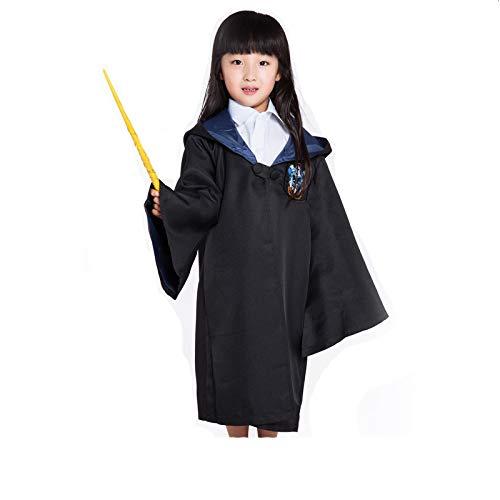 KAKAFASHION Cosplay Magic Robe Umhang Dreamland Game Suit Halloween Maskerade Bühne Performance Kostüm 115-185 ()